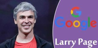 google founder larry page