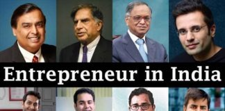 Successful Entrepreneur in India