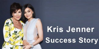 kris jenner Success Story