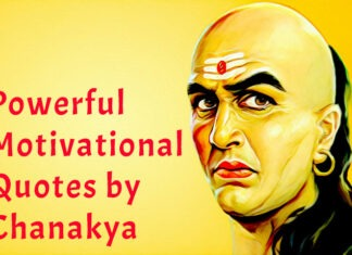 Motivational Quotes by Chanakya